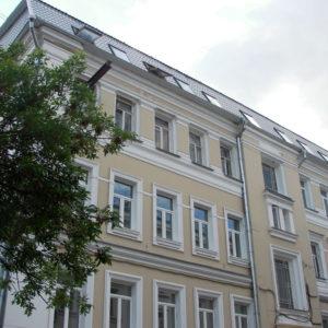 Вознесенский переулок, дом 9, строение 1