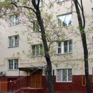Земляной Вал улица, дом 14/16.