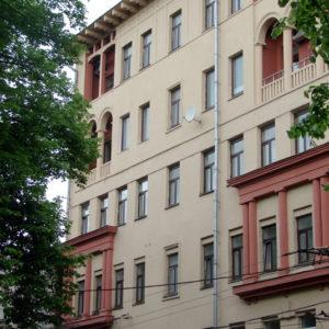 Петровский бульвар, дом 15