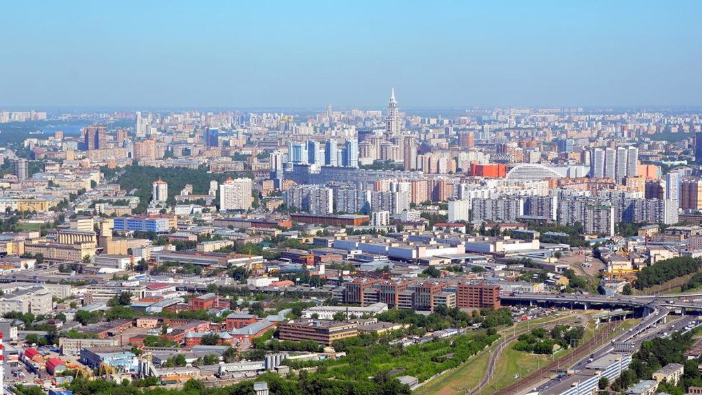 Разрешения на строительство в Москве: сокращение по общей площади в 7 раз