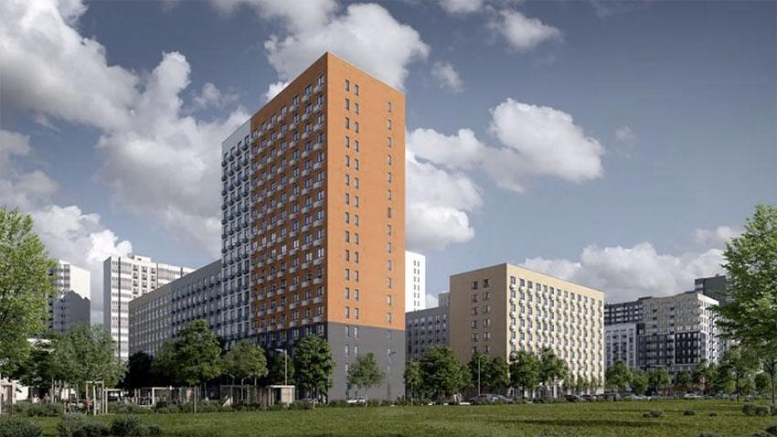 однокомнатные квартиры в москве подорожали за год на 13%