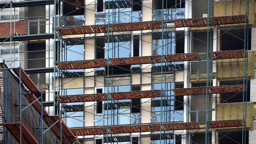 невротический рост рынка недвижимости 2020